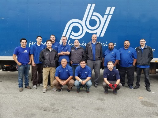 PBI Installation Team