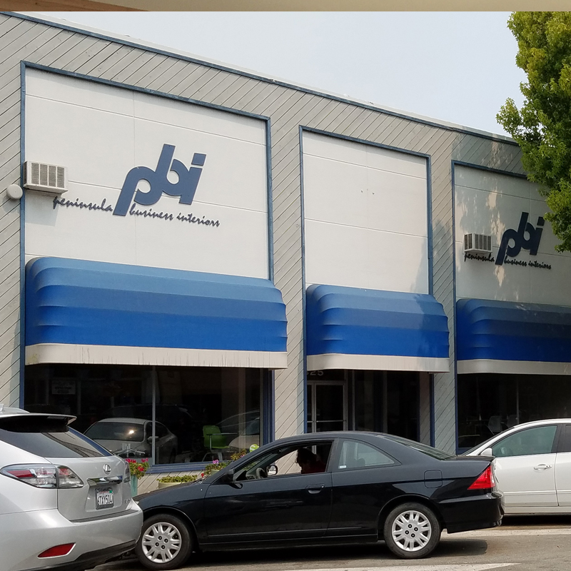 PBI Showroom Storefront